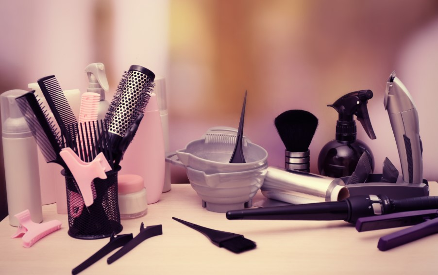 Hair Salon With Its Services
