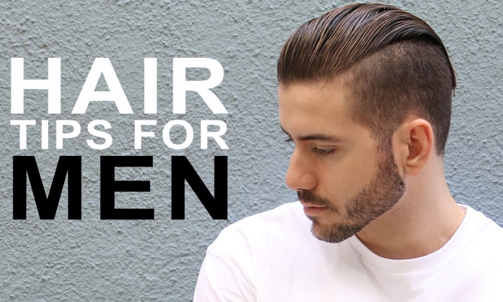 Healthy Hair Tips for Men
