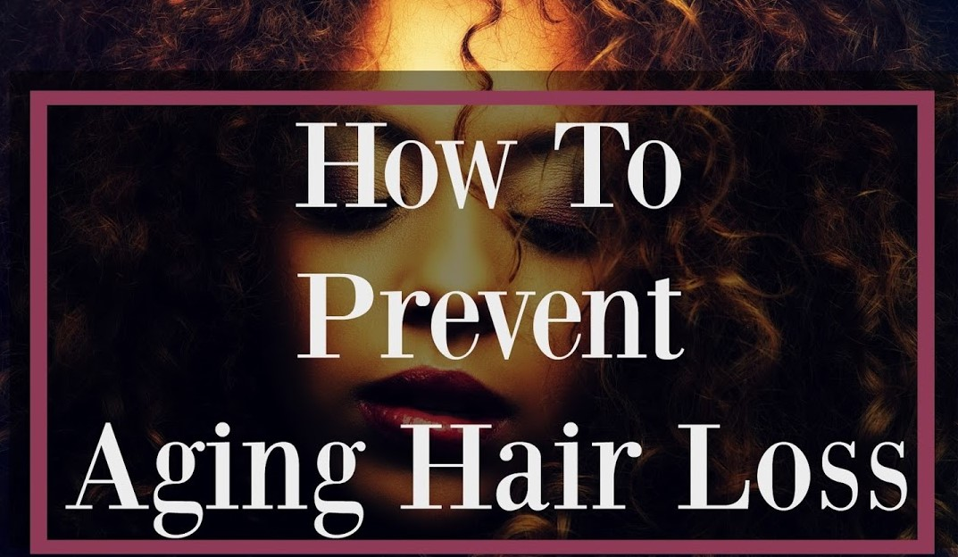 How to Avoid Hair Aging